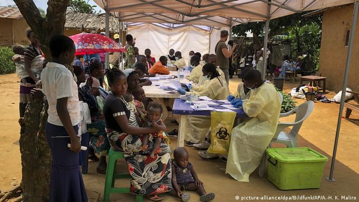 Kongo | Ausbruch des Ebola-Virus