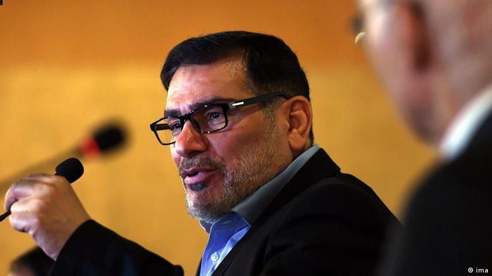علی شمخانی، دبیر شورای عالی امنیت ملی جمهوری اسلامی ایران