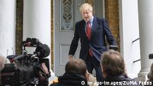 June 19, 2019 - London, London, UK - London, UK. Boris Johnson MP, frontrunner to become Leader of the Conservative Party and the next Prime Minister, leaves home. Conservative MPs will vote again in the leadership race this afternoon. London UK PUBLICATIONxINxGERxSUIxAUTxONLY - ZUMAl94_ 20190619_zaf_l94_002 Copyright: xRobxPinneyx