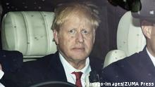 Boris Johnson nach der Tory-Abstimmung