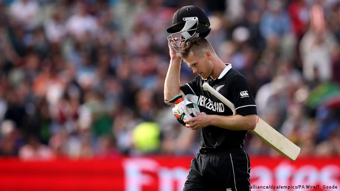 ICC Cricket World Cup 2019 | New Zealand v South Africa (picture-alliance/dpa/empics/PA Wire/T. Goode)