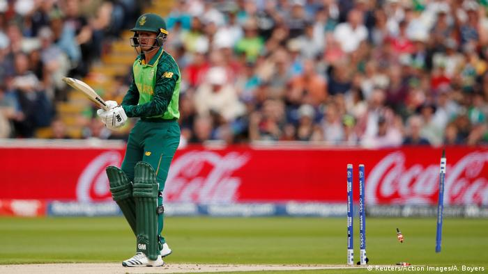 ICC Cricket World Cup 2019 | New Zealand v South Africa (Reuters/Action Images/A. Boyers)