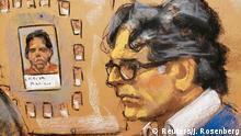 Keith Raniere vor Gericht in New York
