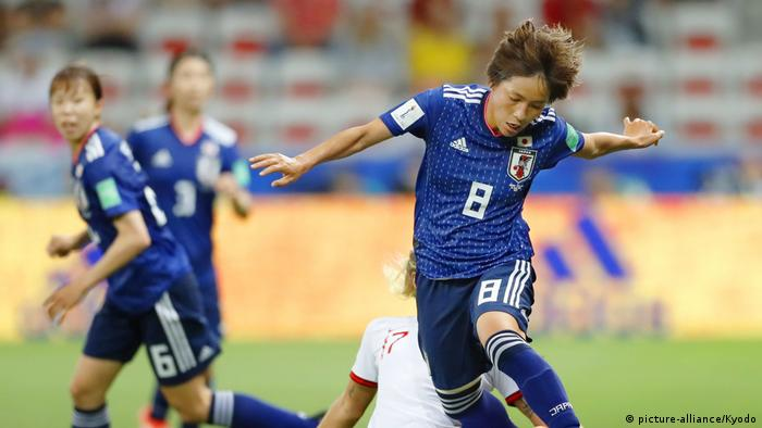 Football: Women's World Cup (picture-alliance/Kyodo)