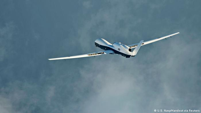 US Drohne MQ-4C Triton