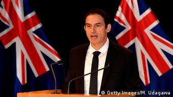 Neuseeland   Reaktion Terroranschlag   Rückkauf Waffen   Stuart Nash