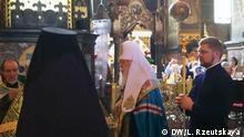 Ukraine | Orthodoxe Kirche | Patriarch Filaret Denyssenko