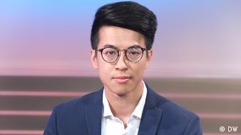 DW Sendung Quadriga 20.06.2019 Ray Wong