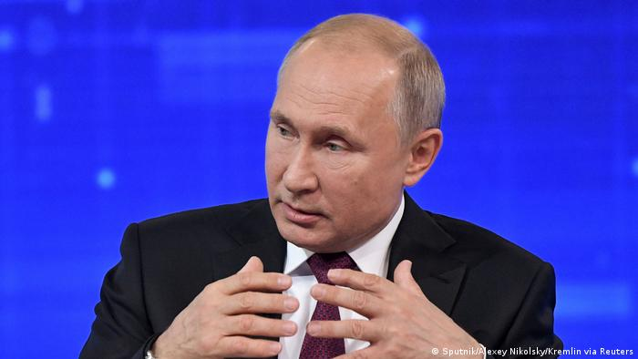 Vladimir Putin: Sanctions hurt Europe more than Russia