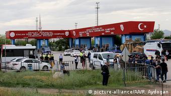 Türkei   Sincan-Gefängnis   Ankara   Prozess   Putsch 2016