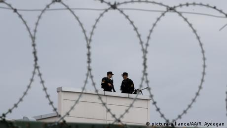 Γερμανοί πολίτες στις τουρκικές φυλακές