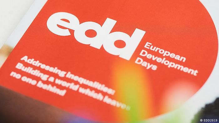 European Development Days Brüssel (EDD2019)