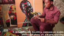 Screenshot DW Eco Africa