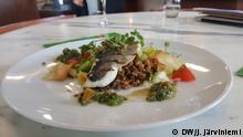 Le Mess Restaurant in Brüssel