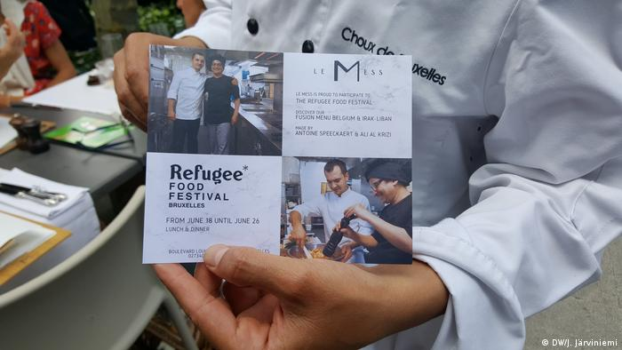 15 cities mark World Refugee Day with Refugee Food Festival