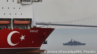 Τυχόν διαπραγμάτευση για την οριοθέτηση της ΑΟΖ στην ανατοτολική Μεσόγειο μπορεί να γίνει μόνο «λαμβάνοντας υπόψη τις θαλάσσιες περιοχέςτων ελληνικών νησιώνκαι με τη σύμφωνη γνώμη της Ελλάδας, της Κύπρου και ενδεχομένως άλλων μεογειακών χωρών.