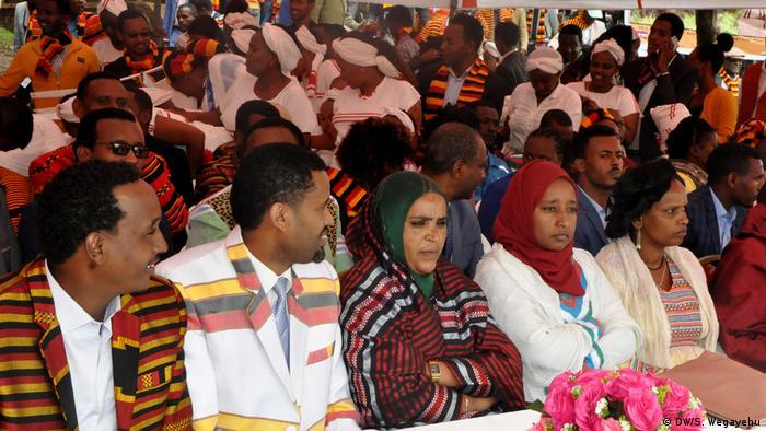 Äthiopien   SNNPR Kultur Woche