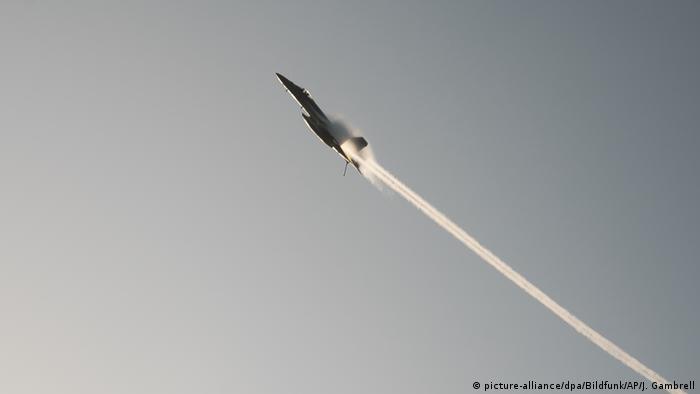 US-Militär | F/A-18 Hornet Jet