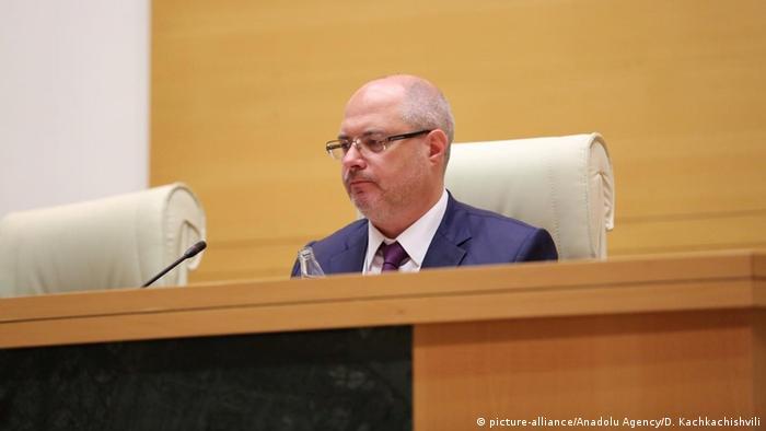 Депутат Госдумы РФ Сергей Гаврилов.
