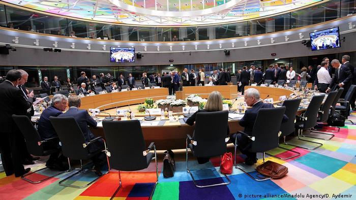 EU-Gipfel in Brüssel | Gipfel der Staats- und Regierungschefs