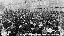Weimarer Republik 1919 | Protest gegen den Versailler Vertrag