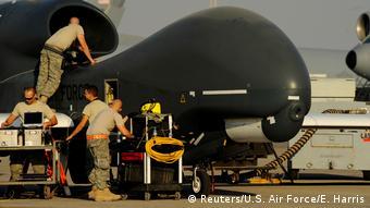 Αμερικανικό drone RQ-4A Global Hawk
