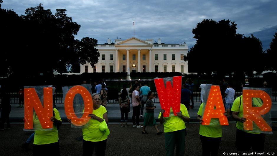 USA Spannungen mit dem Iran | Symbolbild