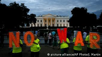 Η αμερικανική κοινή γνώμη είναι κατά ενδεχόμενης χερσαίας επέμβασης
