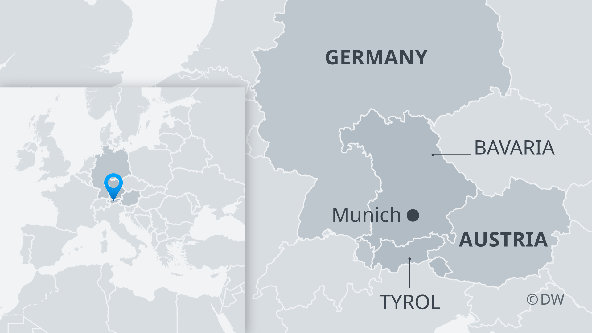Austria closes country roads to German travelers | News | DW ...