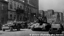 Großer Vaterländischer Krieg | Die Rote Armee marschiert in Minsk ein 1944