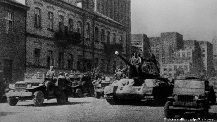 советская армия времен Великой отечественной войны