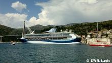 Kroatien Tourismus Kreuzfahrt