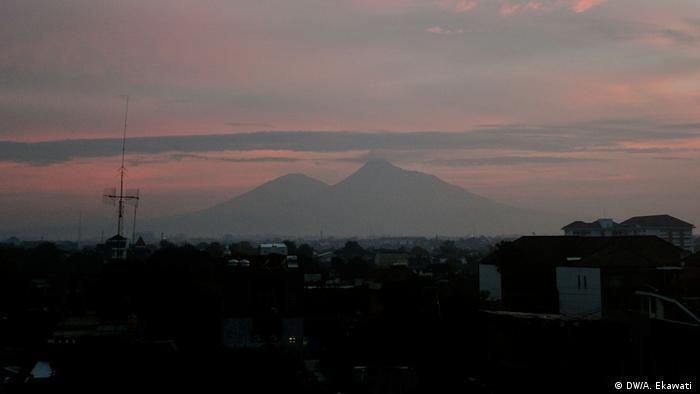 Indonesien Merapi-Vulkan (DW/A. Ekawati )