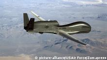 US-Drohne Global Hawk