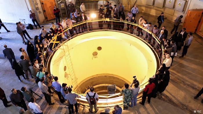 Iran | Schwerwasserreaktor (YJC)