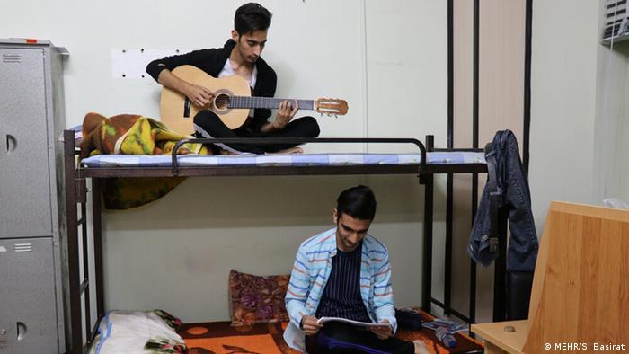 Iran | Studentenzimmer (MEHR/S. Basirat)