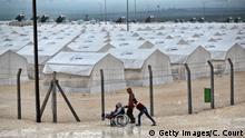 Türkei Suruc Flüchtlingslager
