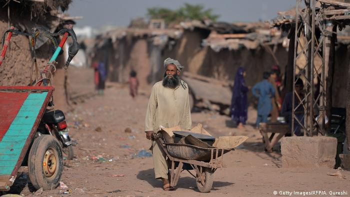 Pakistan Islamabad Flüchtlingslager (Getty Images/AFP/A. Qureshi)