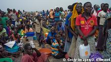 Uganda Flüchtlinge aus Südsudan