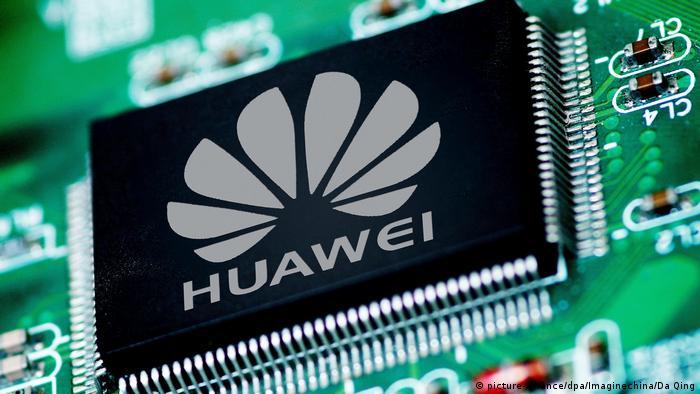 Компьютерный чип Huawei