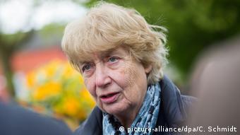 Barbara John, ombudswoman for NSU victims