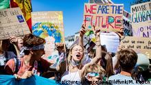 Deutschland | Klimademonstration Fridays for Future - Aachen