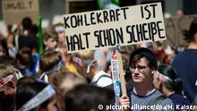 Deutschland | Klimademonstration Fridays for Future - Aachen