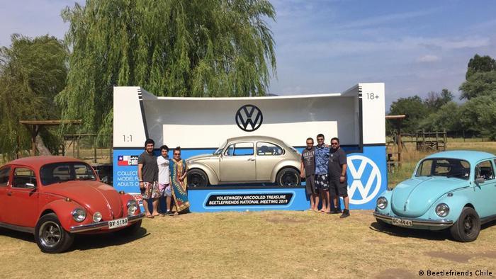 85 años del escarabajo (o vocho) de Volkswagen