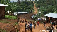 Äthiopien West Guji Dorf