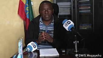 Äthiopien West Guji Abera Buno