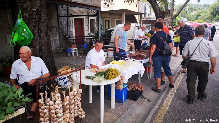 Kroation | Traditioneller Markt in Zadvarje (N. Tomasović Bock)
