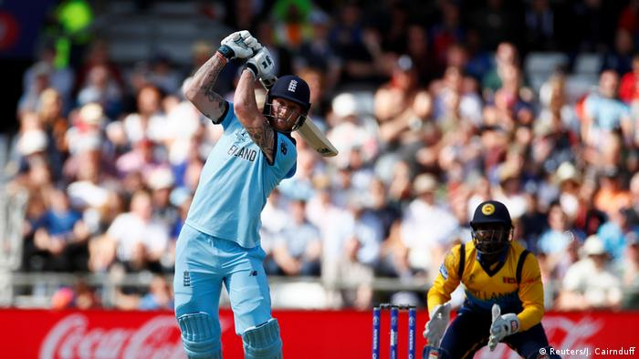 ICC Cricket World Cup - England vs Sri Lanka | Ben Stokes (Reuters/J. Cairnduff)