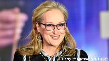 Schauspielerin Meryl Streep wird 70