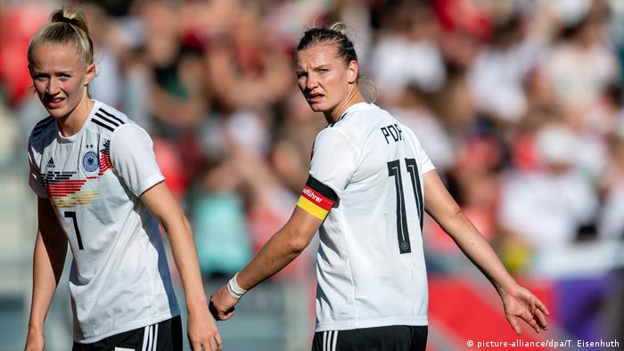 No football on the cards for Germany after a positive coronavirus test in England's camp